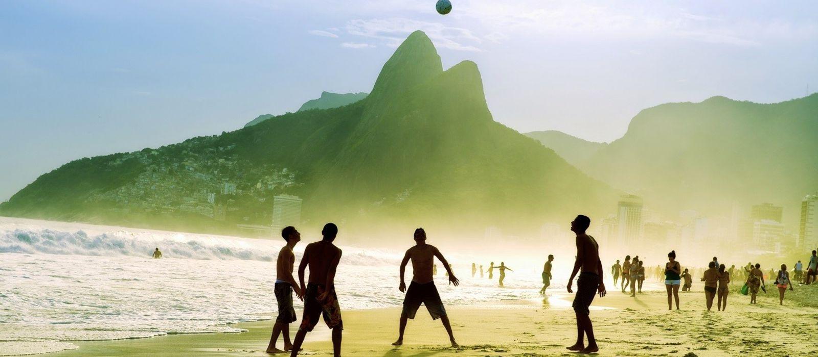 Brasilien für Einsteiger – Kultur, Natur und Strände Urlaub 4