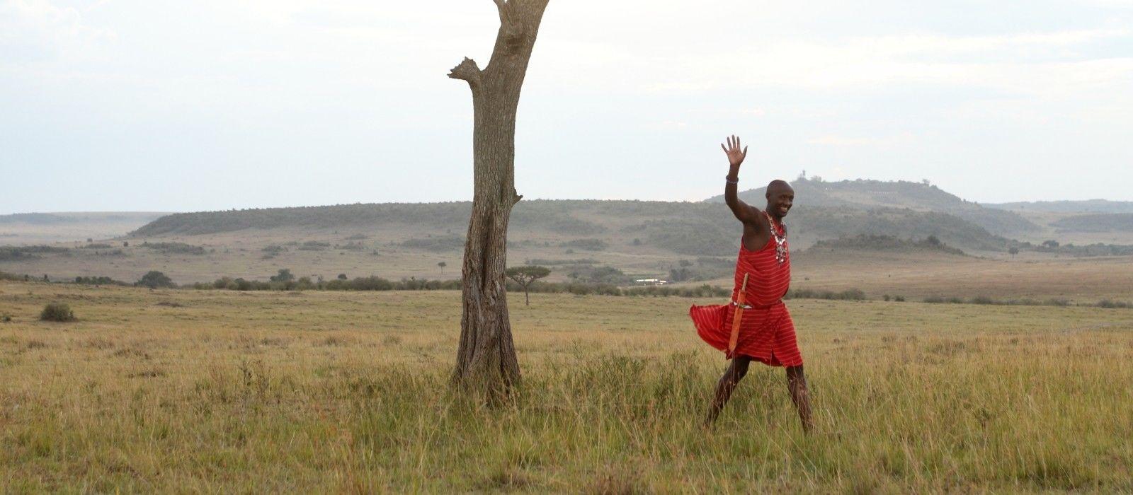 Kenia ganz Klassisch- Samburu, Masai Mara und Erholung am Strand Urlaub 6