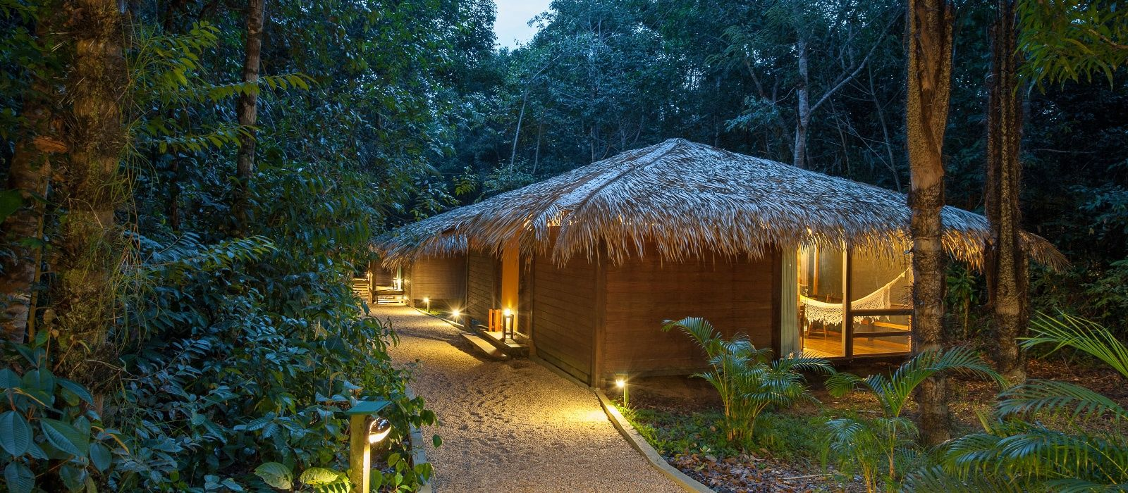 Hotel Anavilhanas Jungle Lodge Brazil