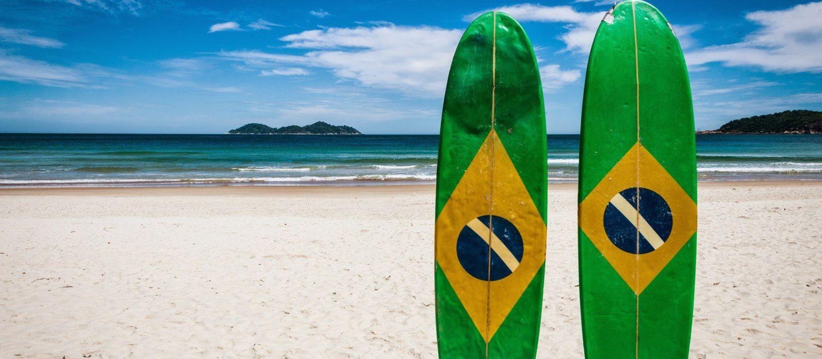 Simply Brazil: Highlights & Beach Tour Trip 2