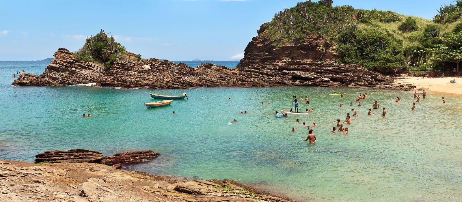 Simply Brazil: Highlights & Beach Tour Trip 4