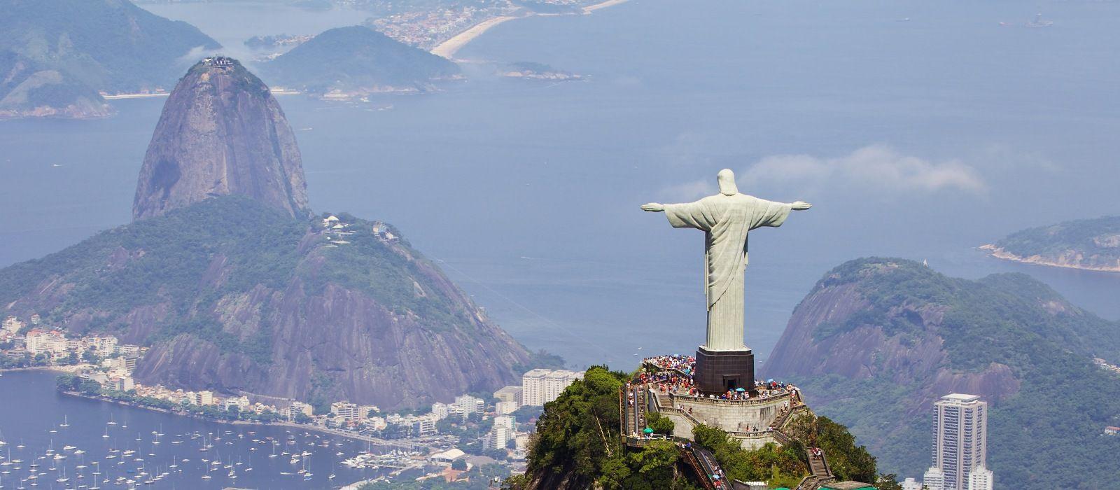 Naturparadies Brasilien – Wasserfälle, Regenwald und Amazonas Urlaub 4