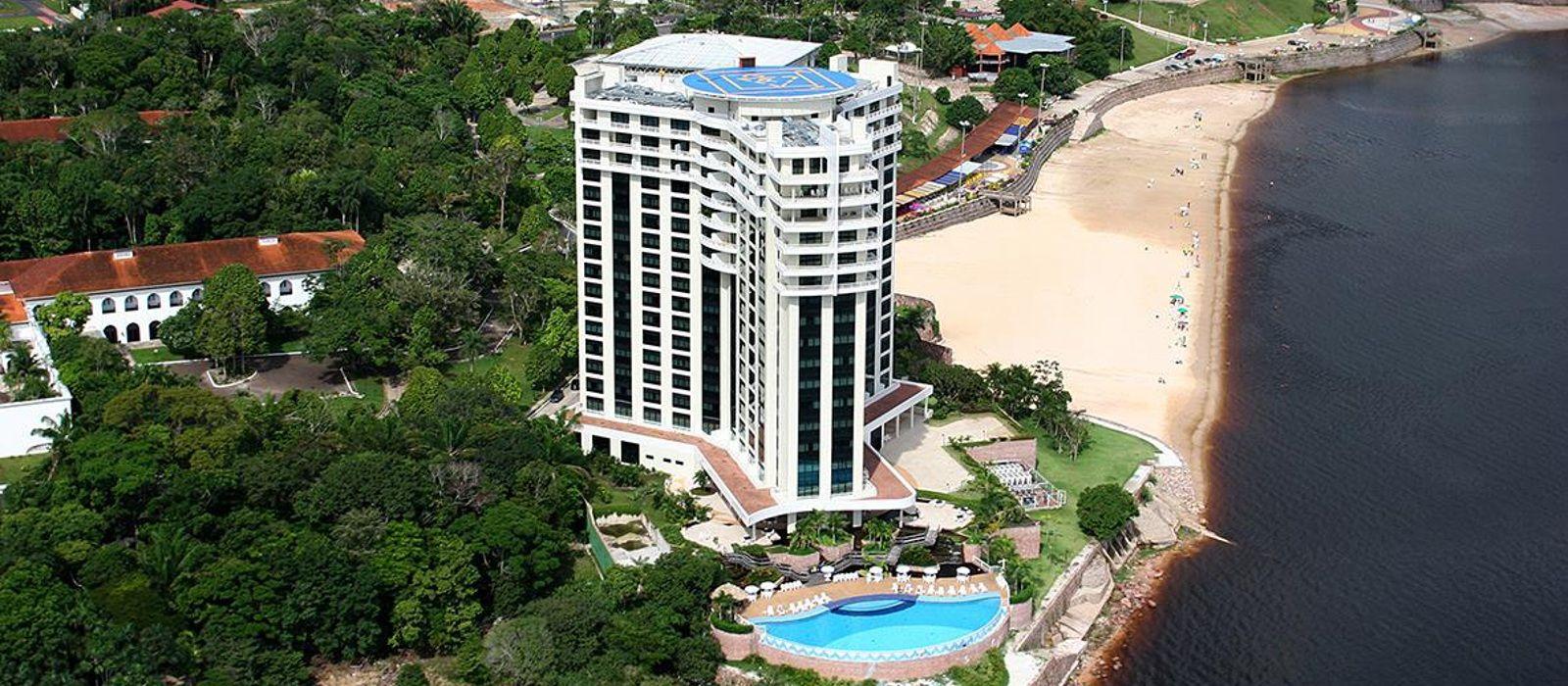 Hotel Wyndham Garden Manaus Brasilien