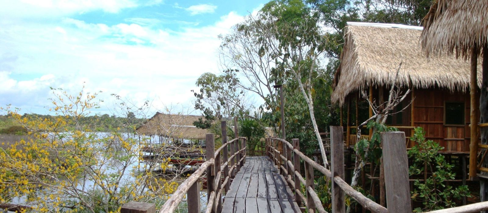 Hotel Tariri Amazon Lodge Brazil