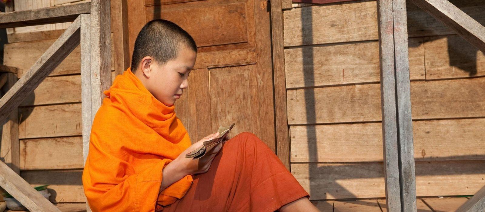 Verlieren Sie sich in der Schönheit von Laos Urlaub 6