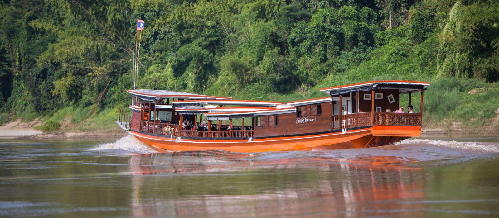 Hotel Luangsay Cruise Thailand