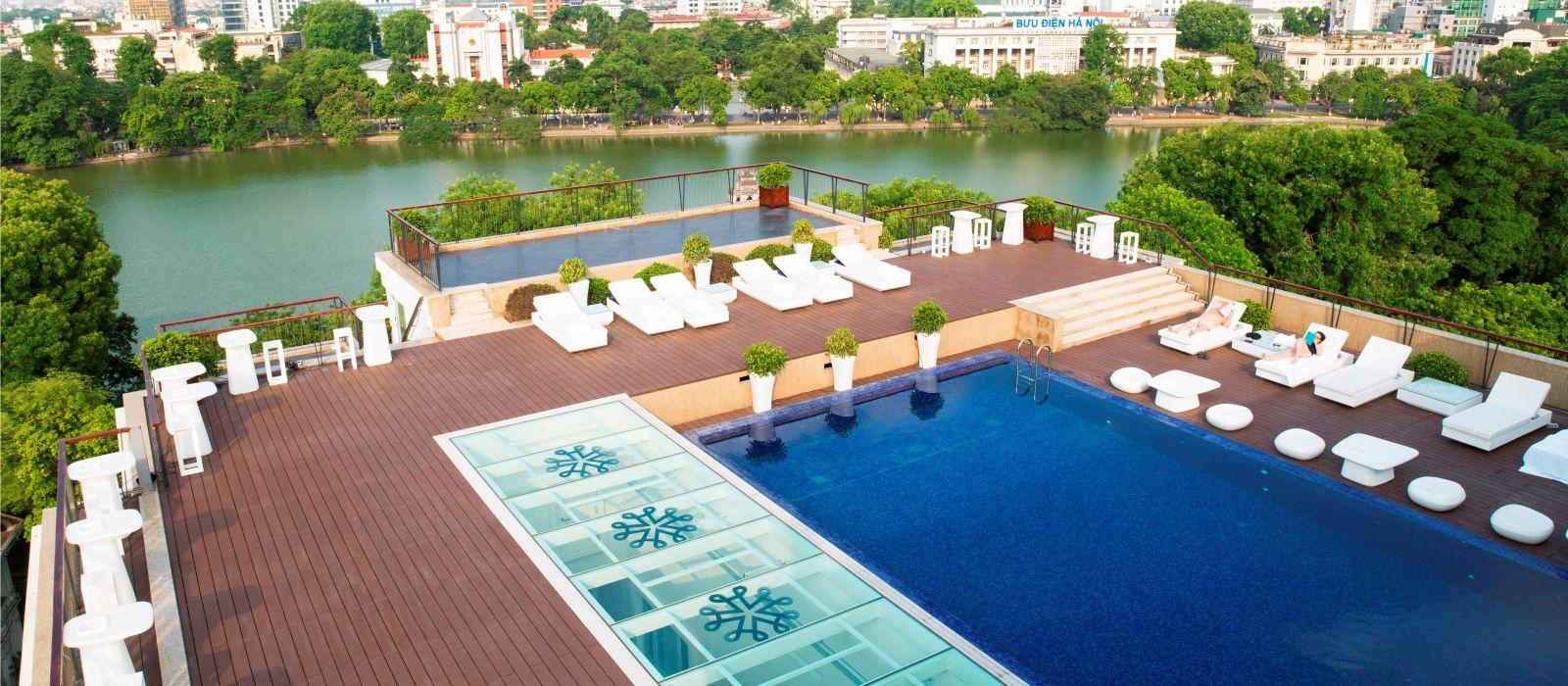 Hotel The Apricot  Vietnam