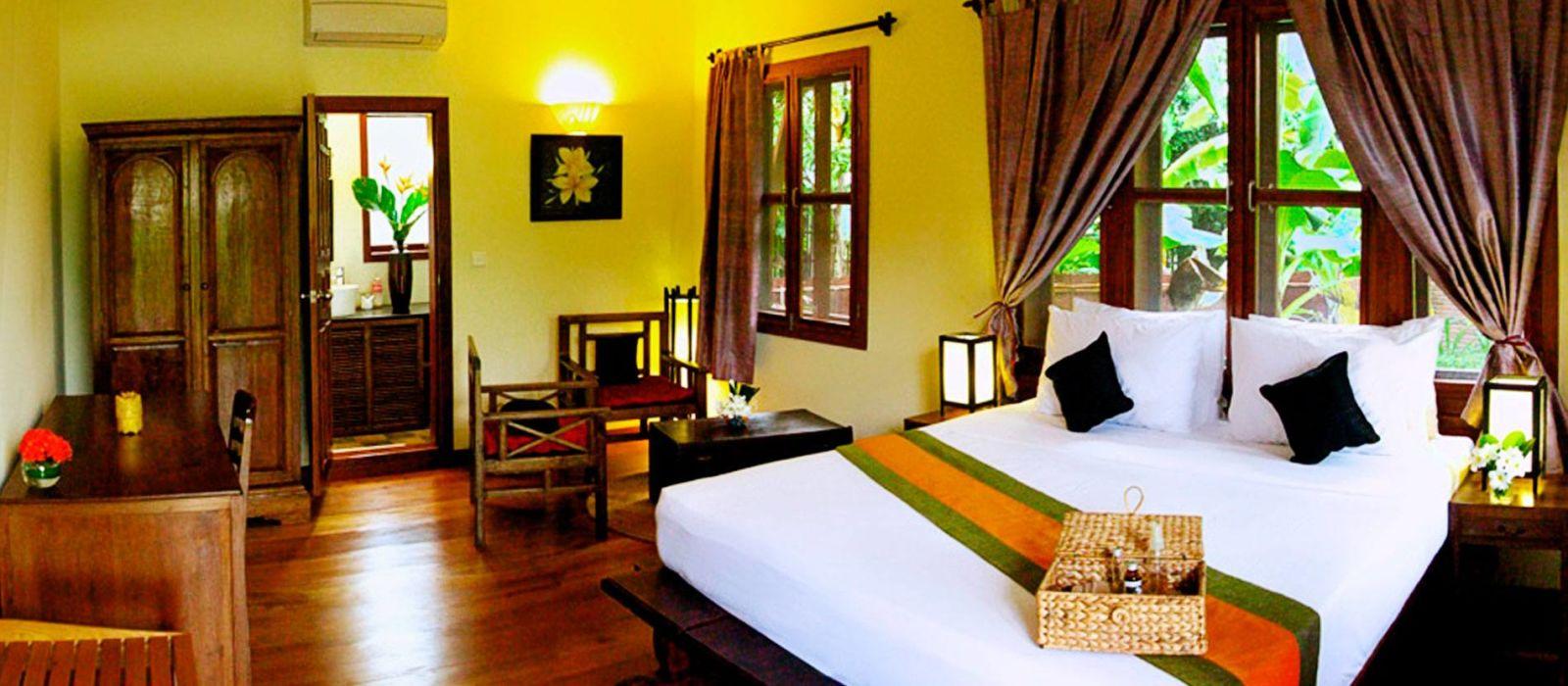 Hotel Maisons Wat Kor Kambodscha