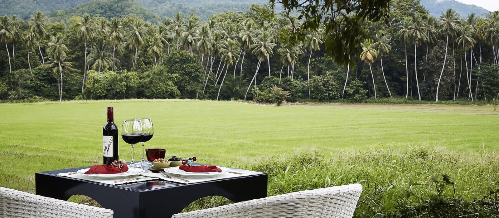 Hotel Jetwing Kaduruketha Sri Lanka