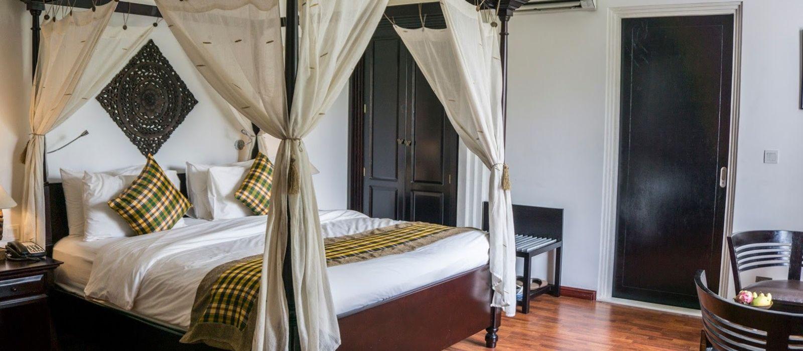 Hotel La Rose Boutique  & Spa Kambodscha