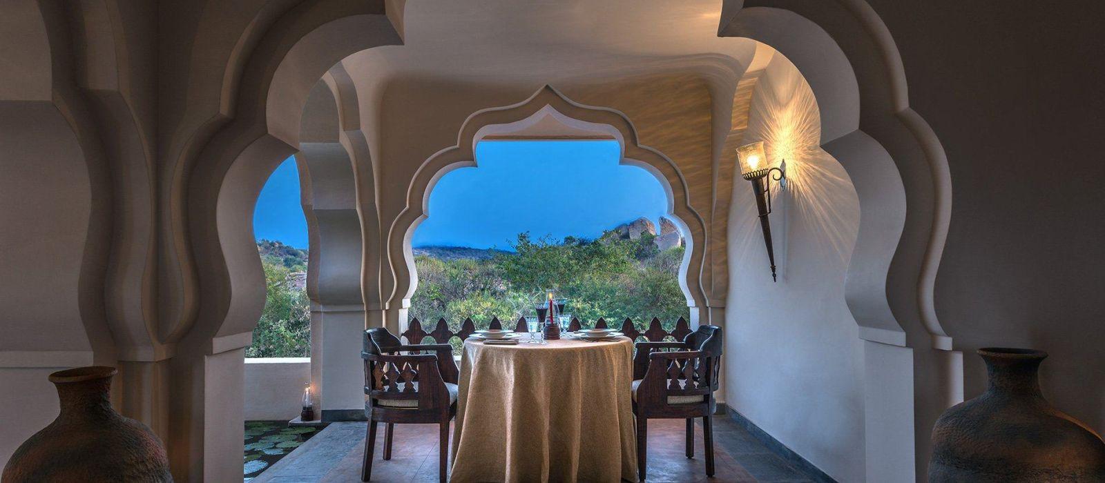 Hotel The Orange County, Hampi South India