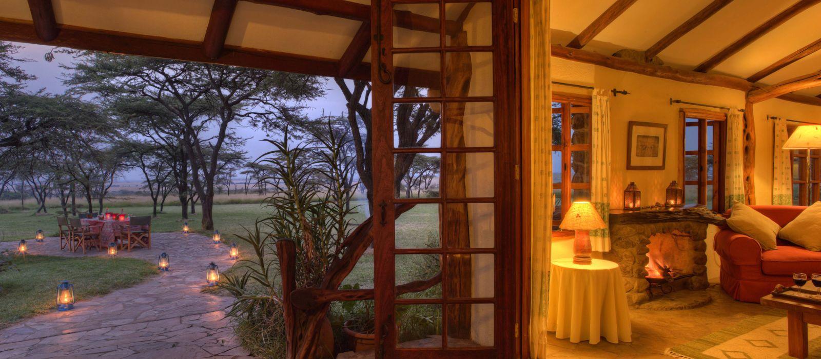 Hotel Topi House Kenia