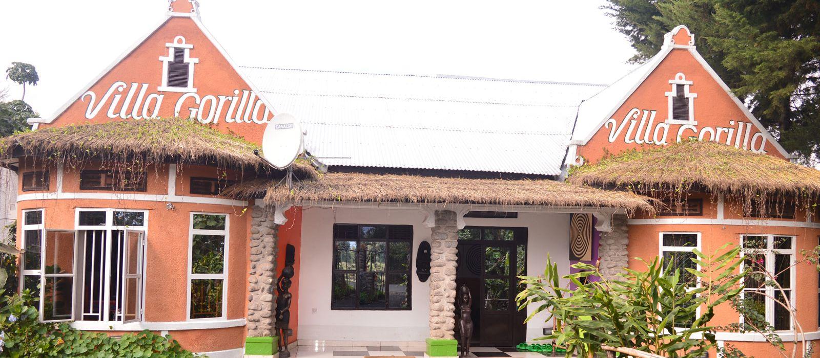 Hotel Villa Gorilla Rwanda