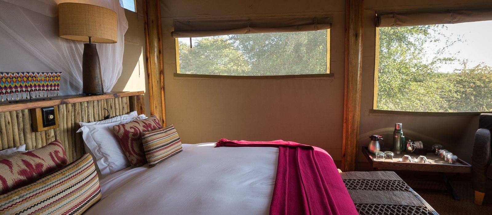 Hotel Kalahari Plains Camp Botswana