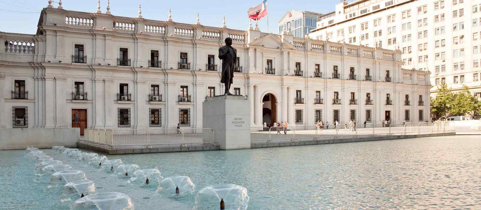 Hotel Novotel Santiago Vitacura Chile