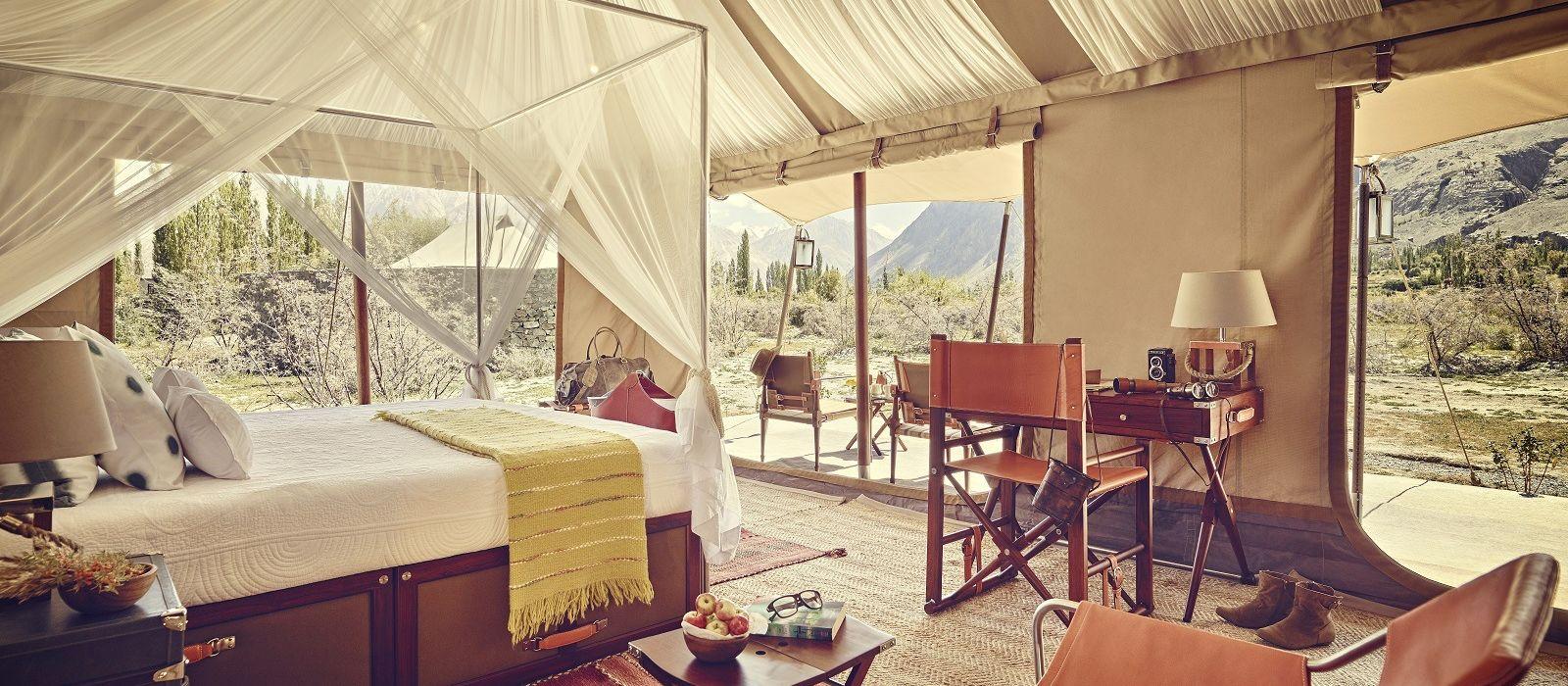 Hotel Chamba Camp, Diskit Himalayas