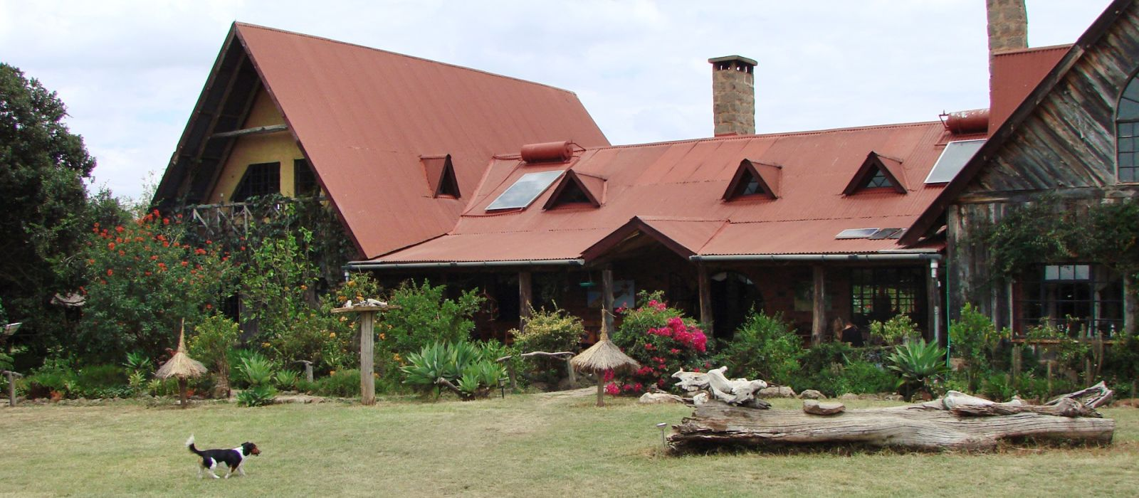 Hotel Sandai Homestay & Cottage Kenia