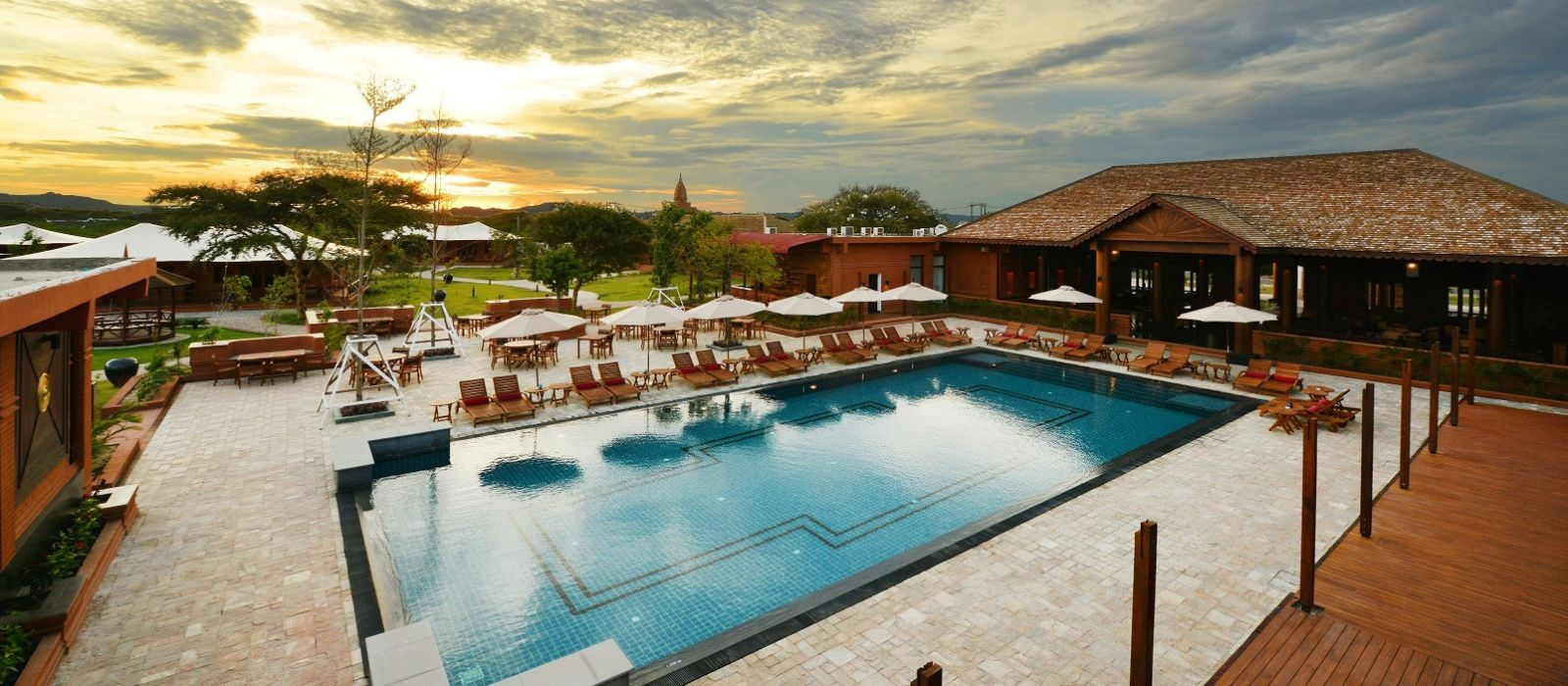Hotel Bagan Lodge Myanmar
