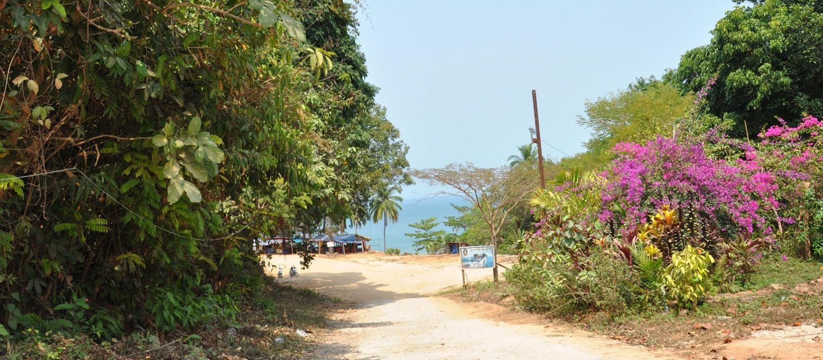 Destination Dawei Myanmar