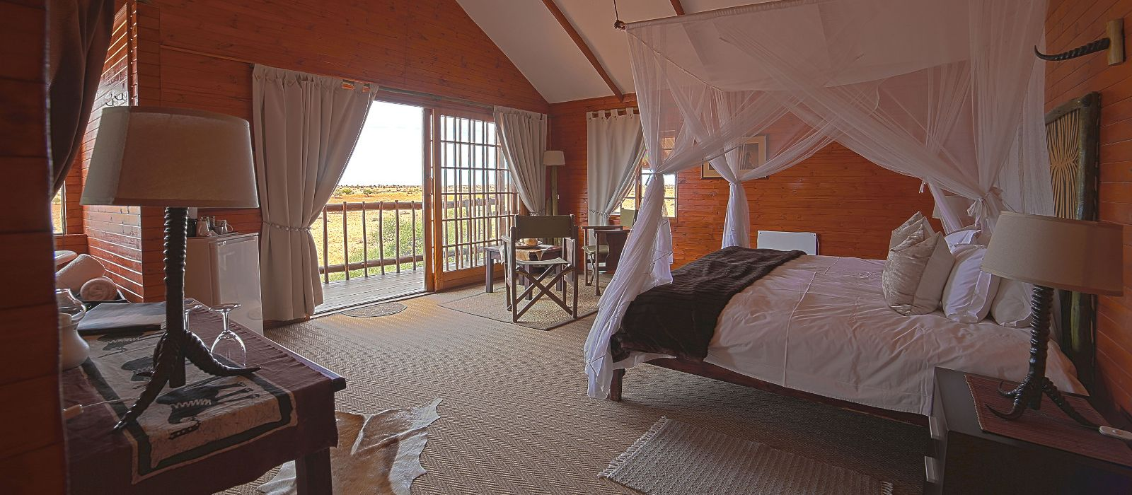 Hotel Bagatelle Game Ranch South Africa
