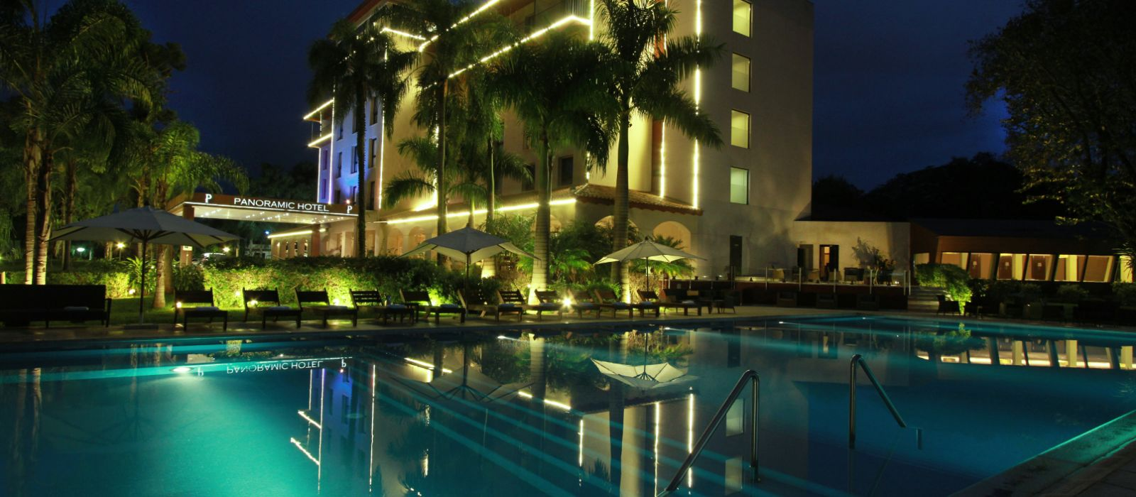 Hotel Panoramic Grand Argentinien
