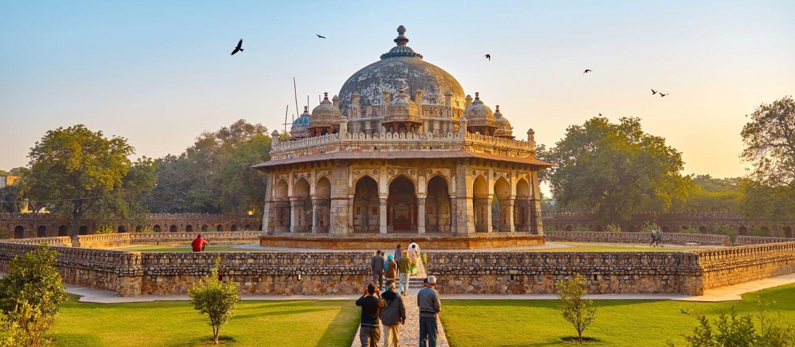 Luxurious North India & The Himalayas Tour Trip 1