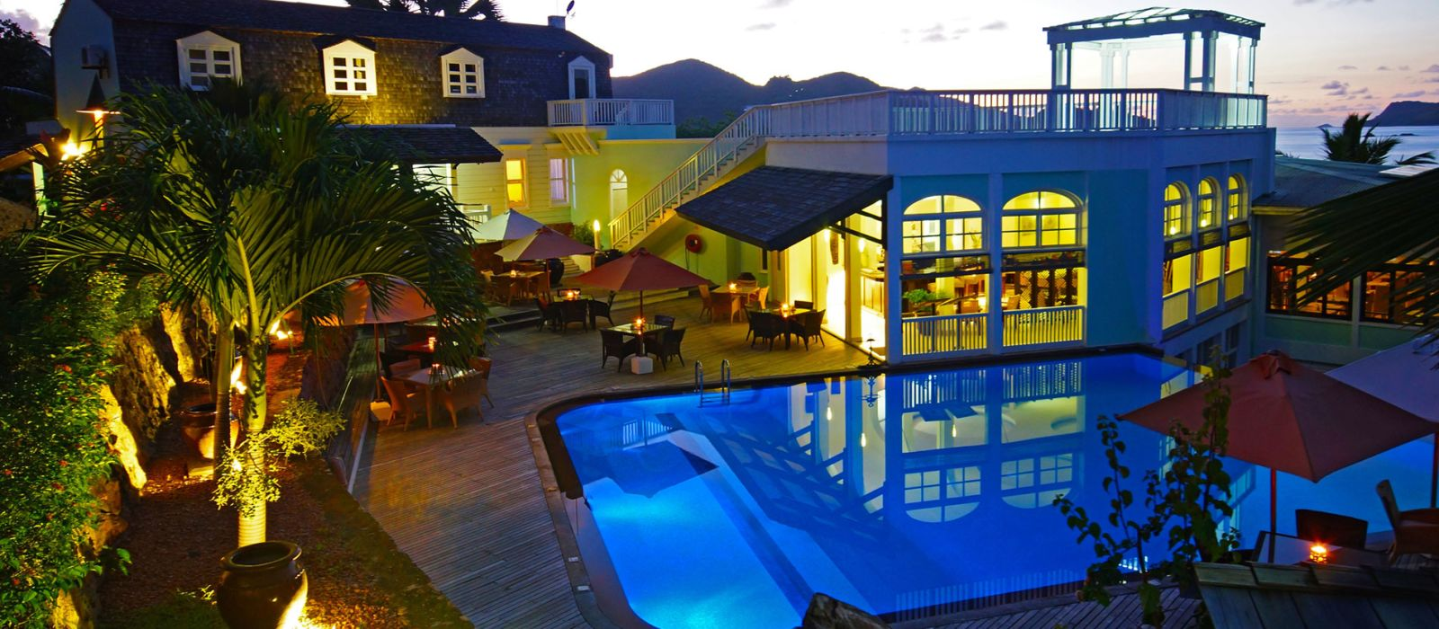 Hotel L'Archipel  Deluxe Seychelles