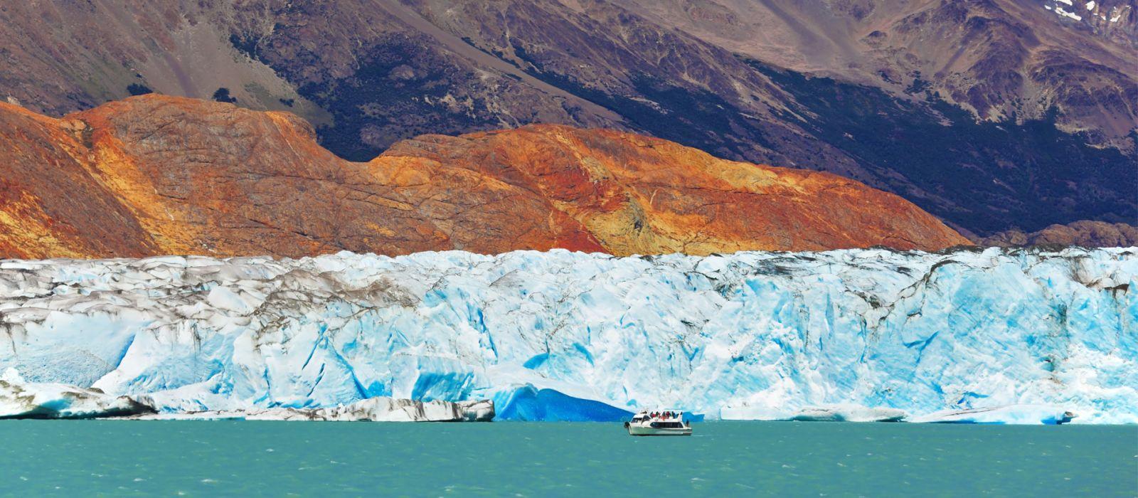 Destination Lago Viedma Argentina