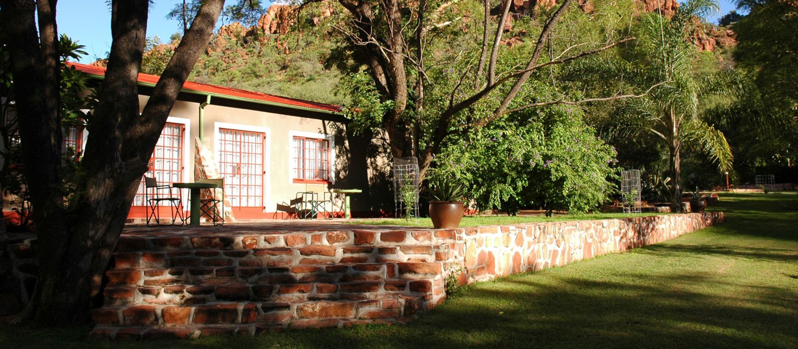 Hotel Waterberg Wilderness Lodge Namibia