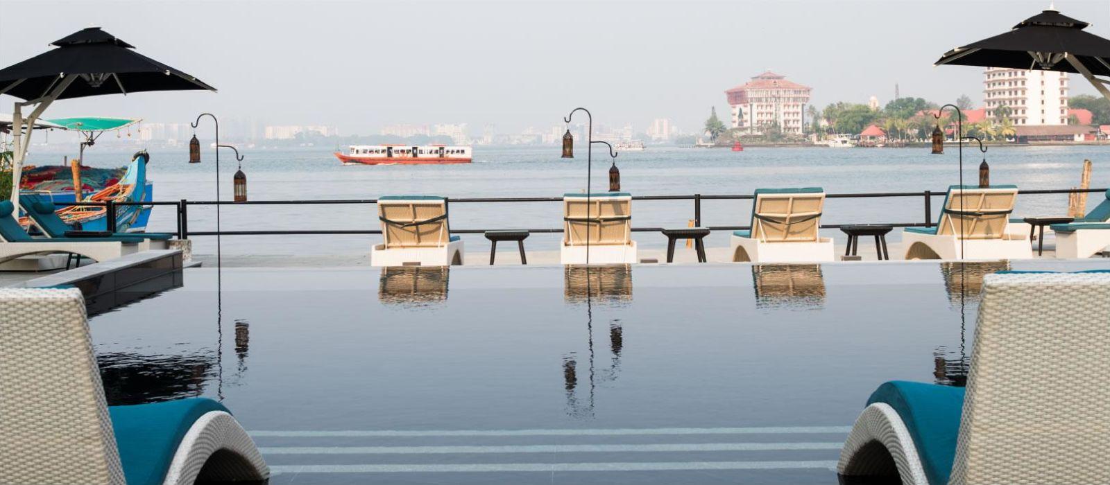 Hotel Xandari Harbour South India