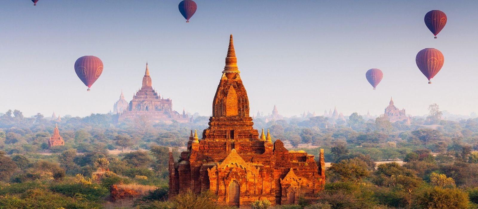 Die Höhepunkte des Goldenen Landes – Luxusreise nach Myanmar Urlaub 1