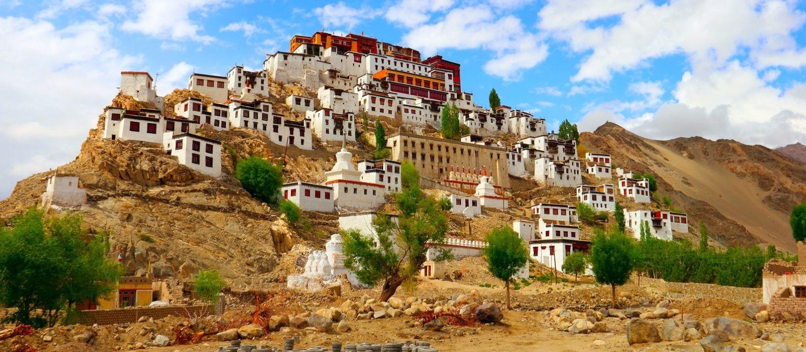 Schlafen unter Sternen auf dem Dach der Welt – Himalaya Luxusreise Urlaub 3