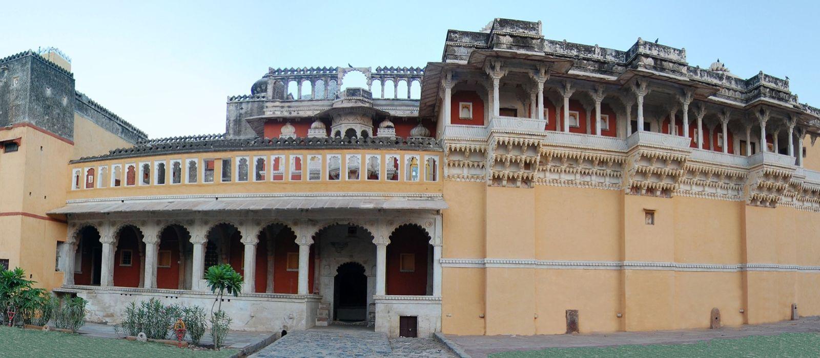 Hotel Chanoud Garh  Nordindien