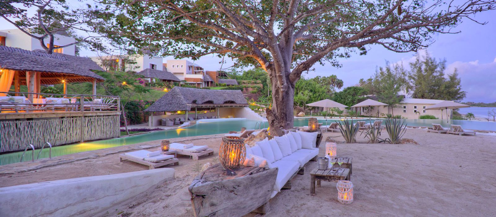 Hotel The Ocean Spa Lodge Kenya