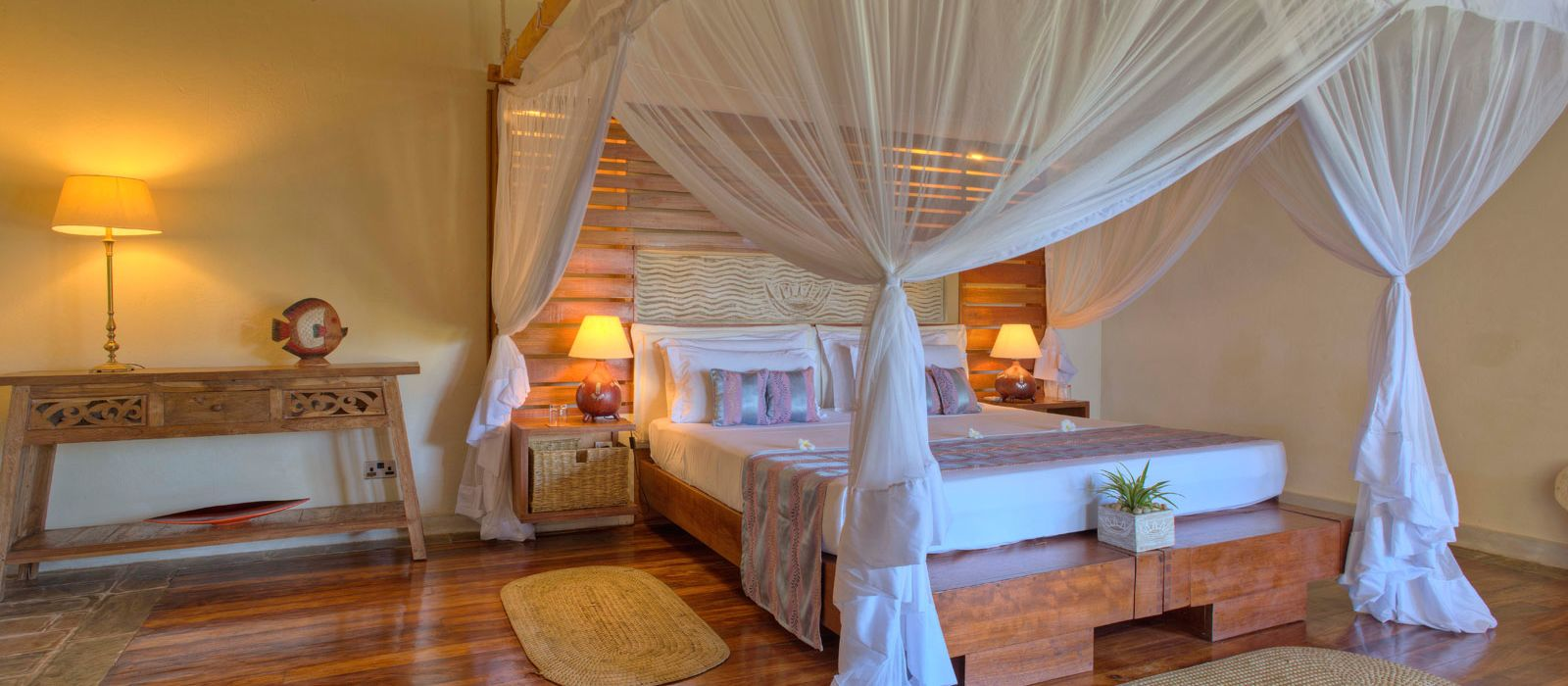 Hotel The Ocean Spa Lodge Kenia