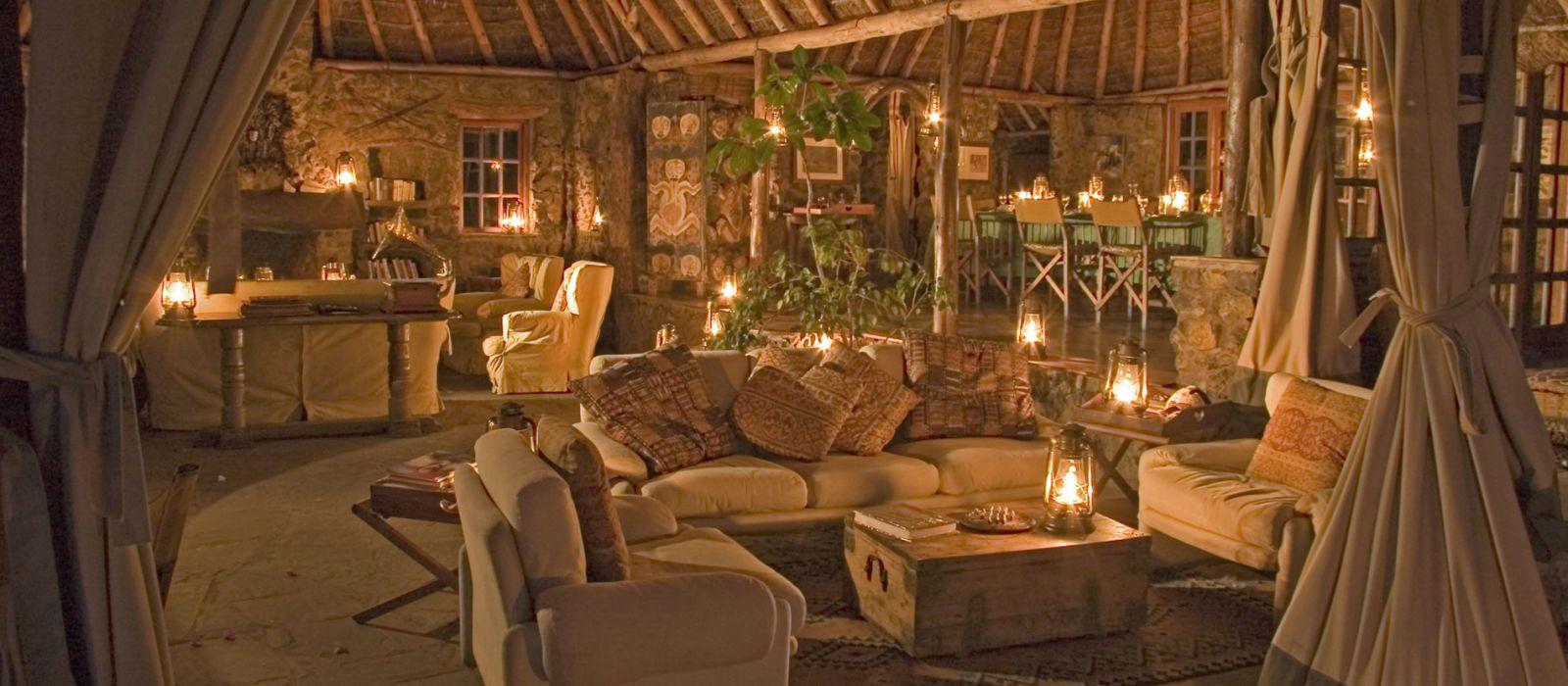 Hotel Campi ya Kanzi Kenia