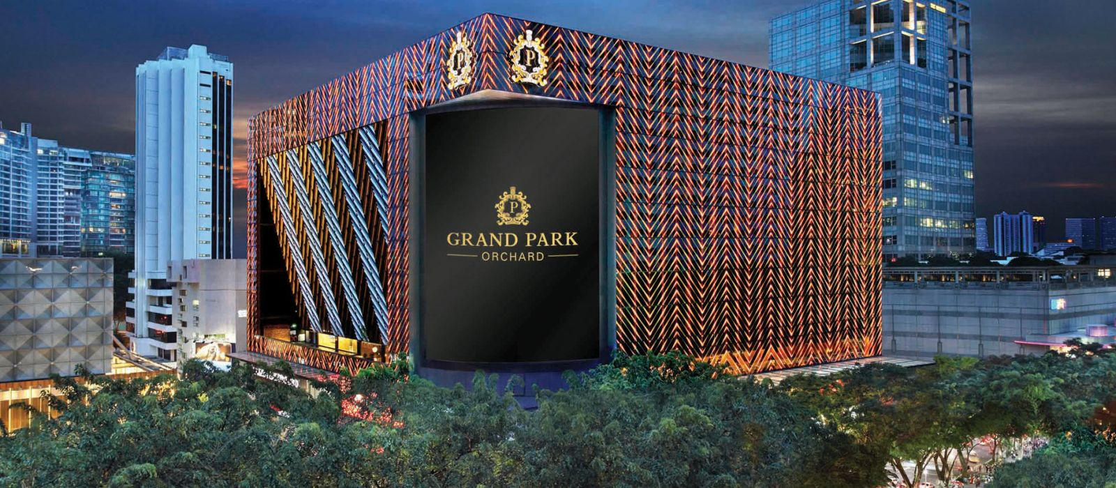 Hotel Grand Park Orchard Singapore