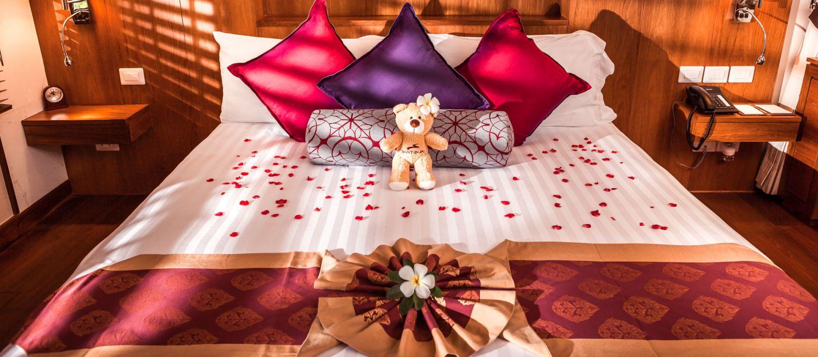 Hotel Santiburi Resort Thailand