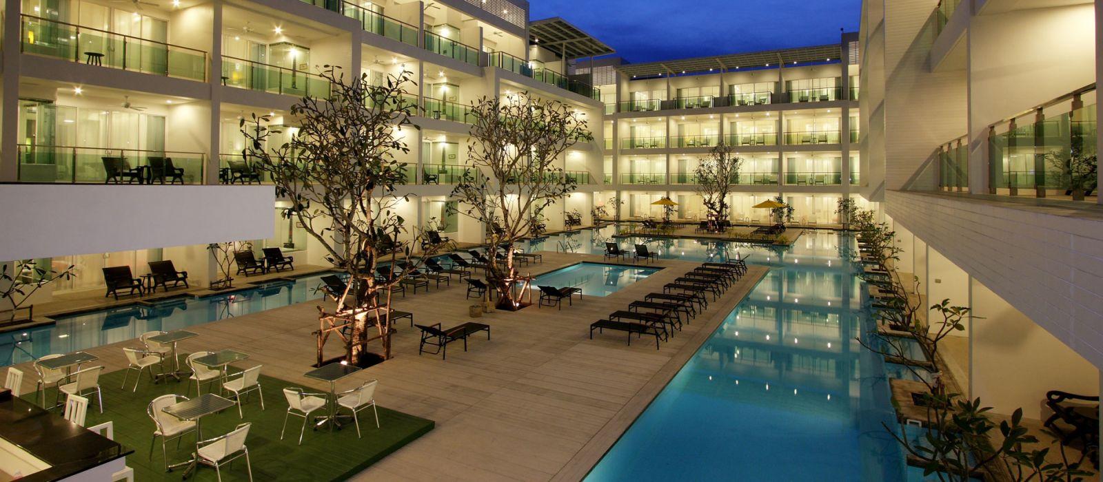 Hotel Old Phuket Thailand