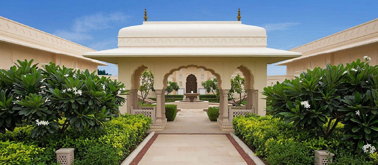 The Oberoi Sukhvilas Resort Spa Hotel In North India