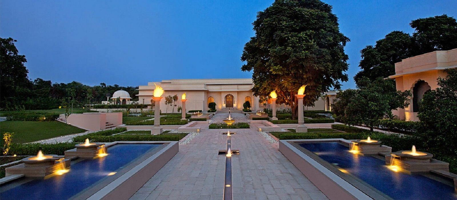 Hotel The Oberoi Sukhvilas Resort Spa North India