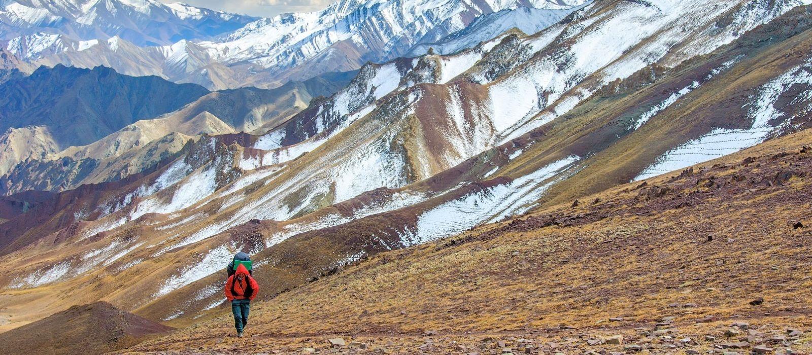 Schlafen unter Sternen auf dem Dach der Welt – Himalaya Luxusreise Urlaub 5