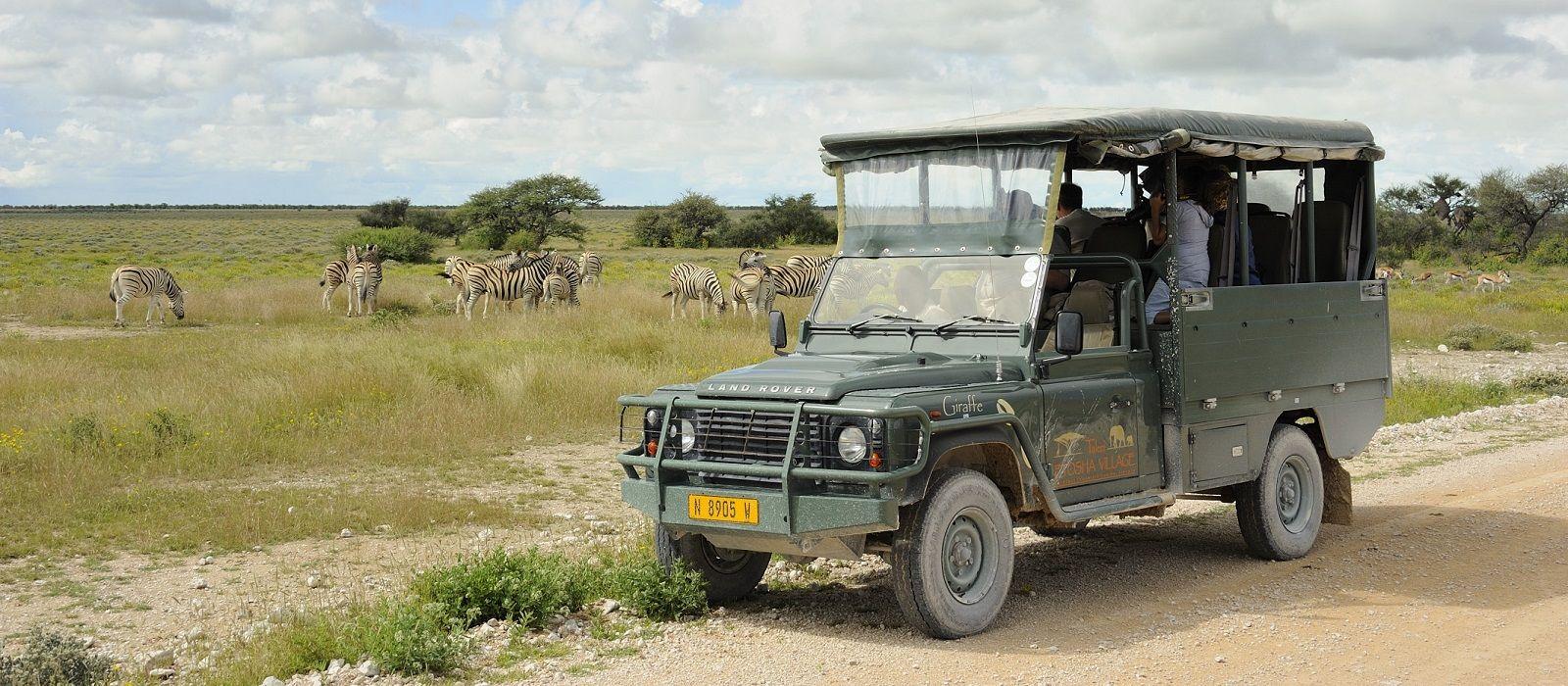 Classic Namibia and Botswana Overland Tour Trip 1