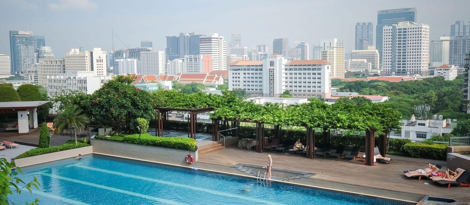 Hotel Pathumwan Princess  Thailand