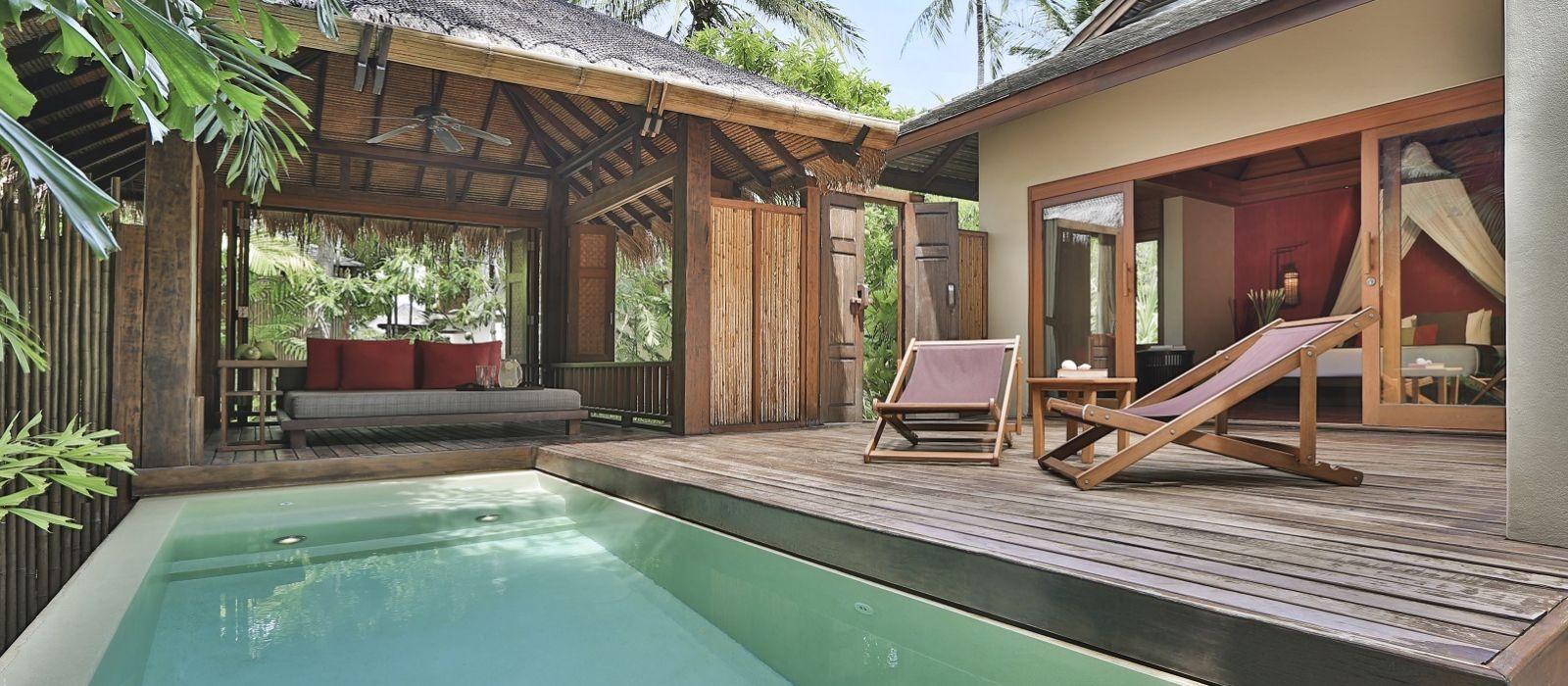 Hotel Anantara Rasananda Koh Phangan Villas Thailand