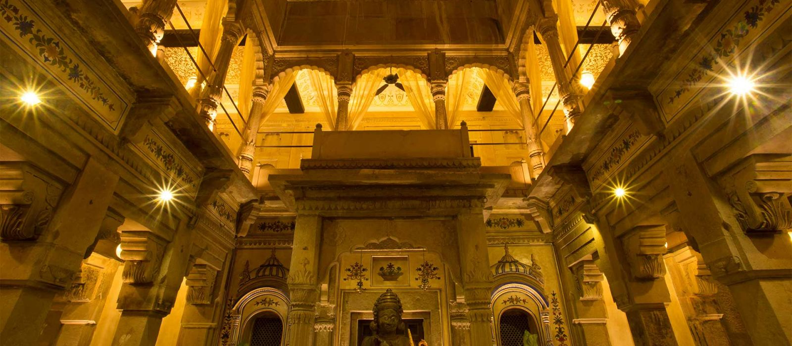 Hotel Brijrama Palace North India