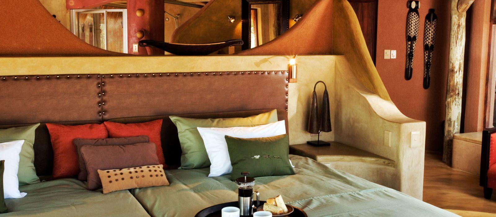 Hotel Okonjima Bush Suite Namibia