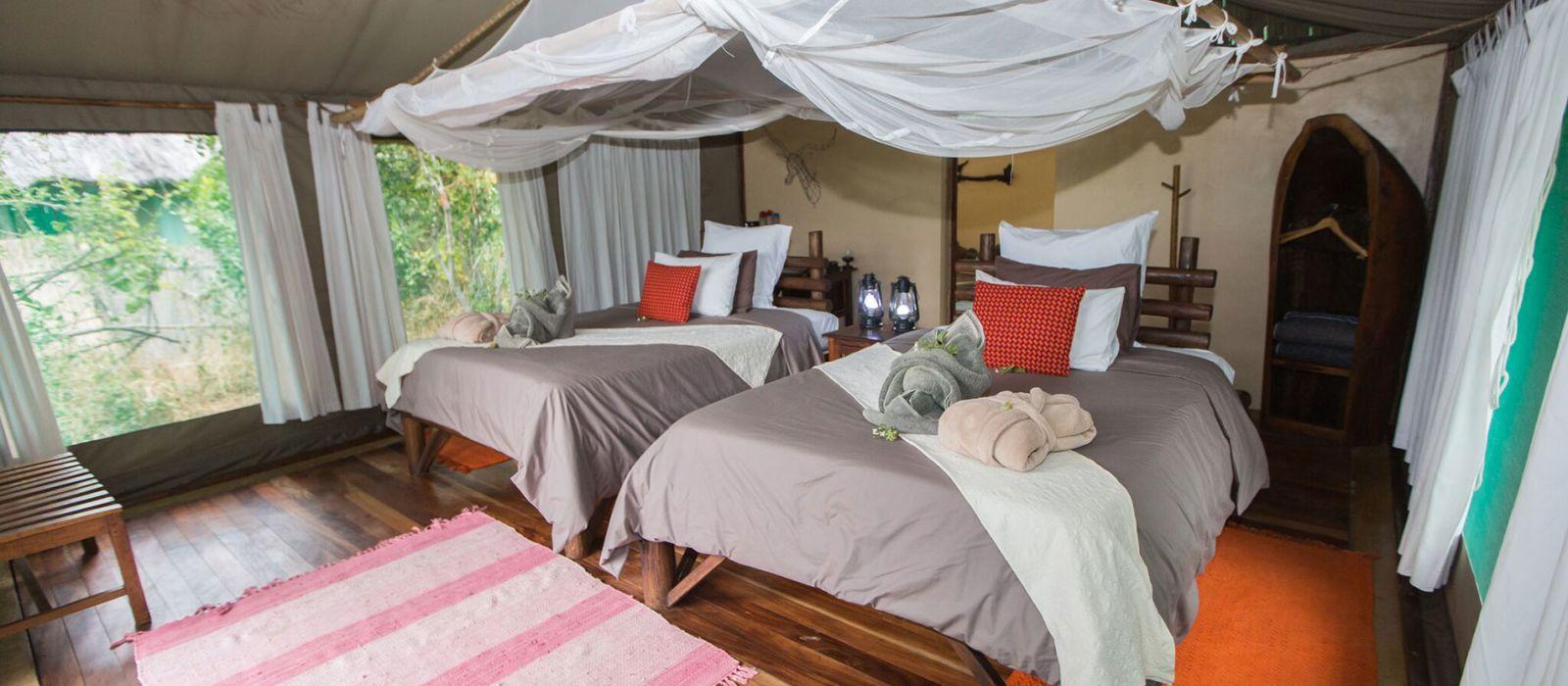 Hotel Mvuu Lodge Malawi