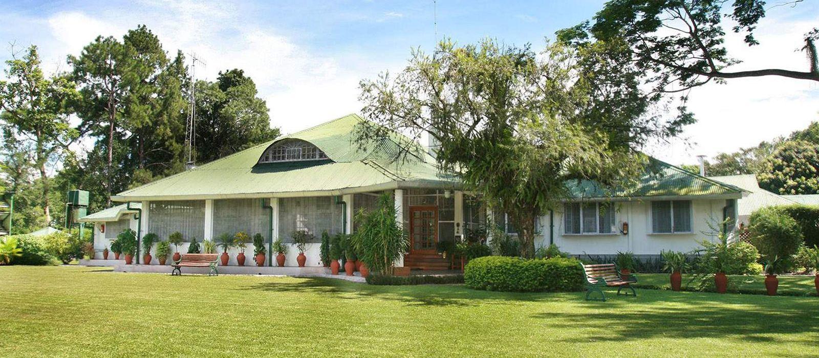 Hotel Wild Mahseer Heritage Bungalow East India