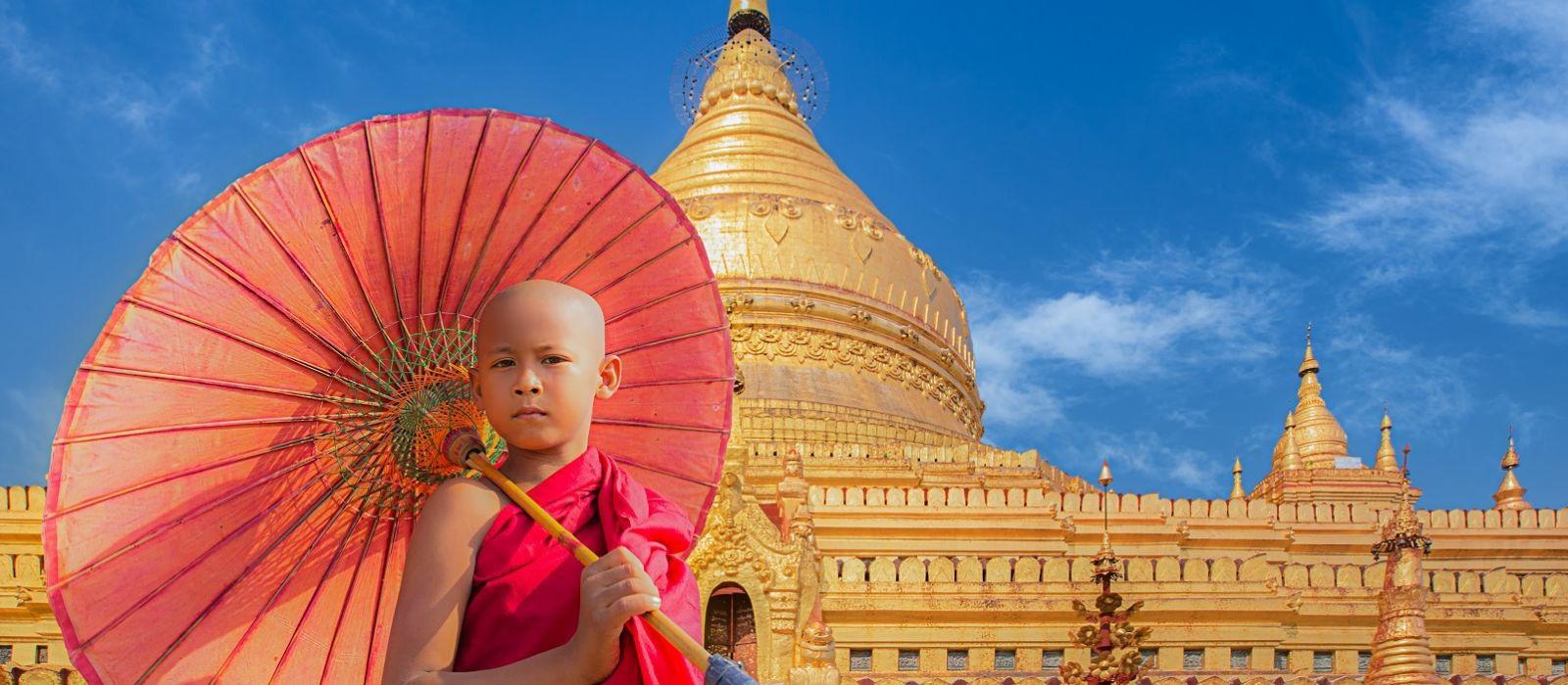 Thailand & Myanmar: Tempel & Traditionen Urlaub 3